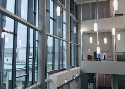 B|Braun Medical Kft. gyöngyösi telephelyén új 'B' jelű üzemépület építése