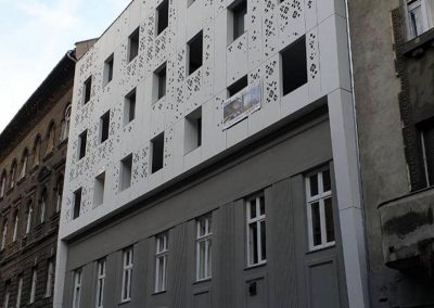 Budapest, VI. kerület, Zichy Jenő utca 4, emelet ráépítés