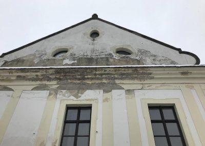 Balatonalmádi Jezsuita kolostor faldiagnosztikai vizsgálat és szakvélemény