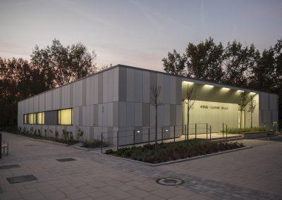 Felnőtt és Gyermek Háziorvosi Rendelő épület átalakítása és korszerűsítése