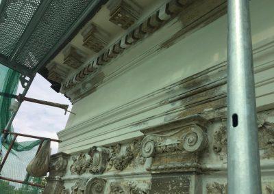 Kodály Köröndi Palota faldiagnosztikai vizsgálat, állapotértékelő szakvélemény és felújítási javaslat
