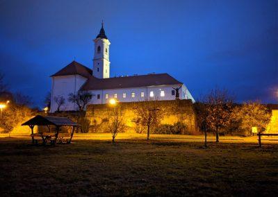 Váci Ferences templom és rendház rekonstrukció